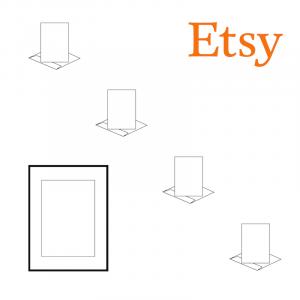 etsy shop - greeting cards prints