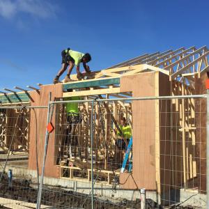 new studio construction in Werribee - 1